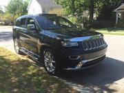 Jeep Cherokee Jeep Grand Cherokee SUMMIT model